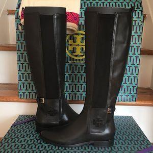 d07eaea2da8 Tory Burch Shoes - NWT Tory Burch Wyatt Boot